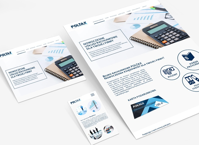 Projekt-i-wdrożenie-strony-www-dla-biura-rachunkowego-poltax-w-toruniu-toprankig-agencja-reklamy-internetowej
