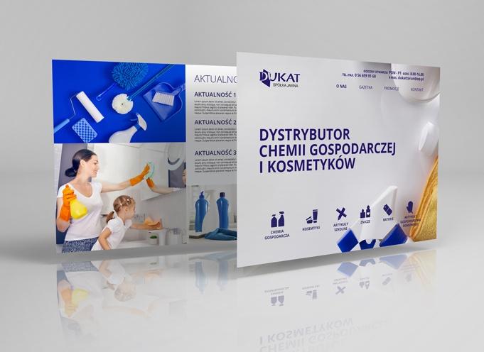 dukat-chemia-projekt-i-wdrozenie-strony-www-toprankig-agencja-reklamy-internetowej
