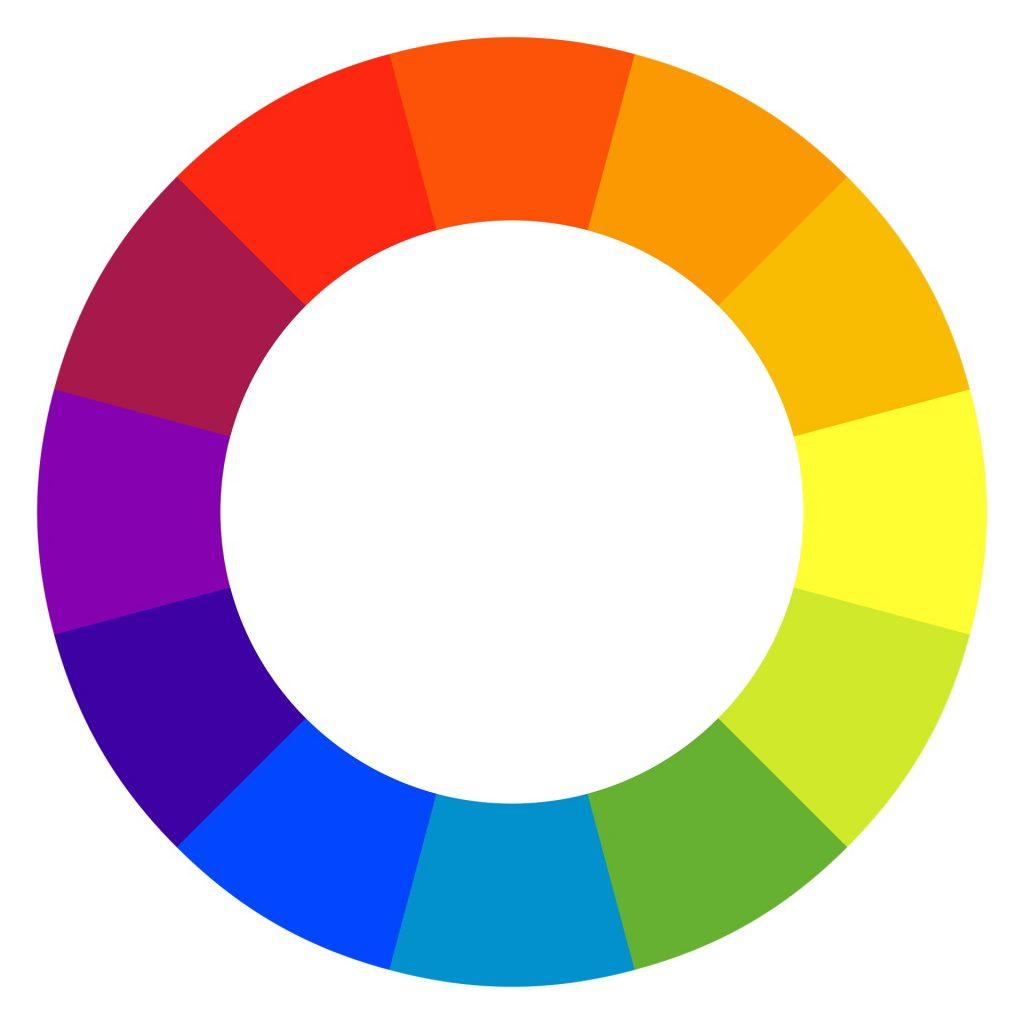 Spektrum kolorów