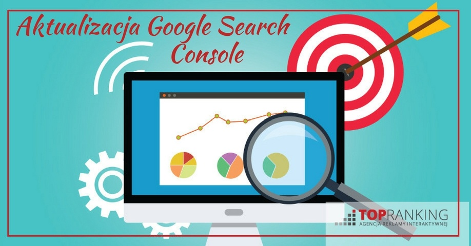 Aktualizacja Google Search Console
